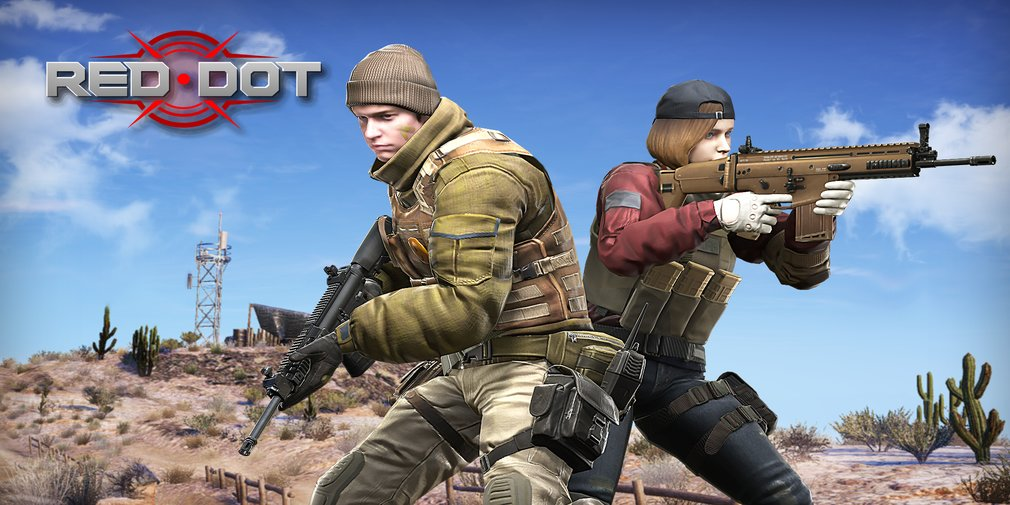 Red Dot is an upcoming multiplayer FPS for Android that'll soft launch in Singapore tomorrow