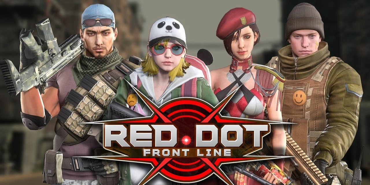 Red Dot: Front Line blasts its way onto Android today, hits iOS next month