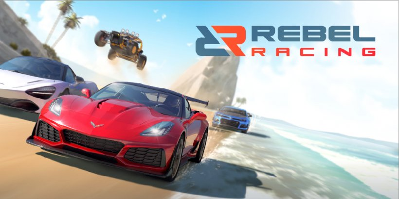Hutch's Ian Griffiths on creating their best mobile racer yet, Rebel Racing