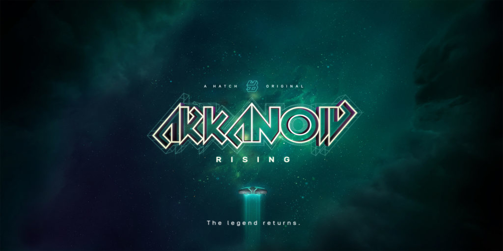 Arkanoid Rising, a remake of the 80's arcade classic, is available for Android through Hatch's cloud gaming app