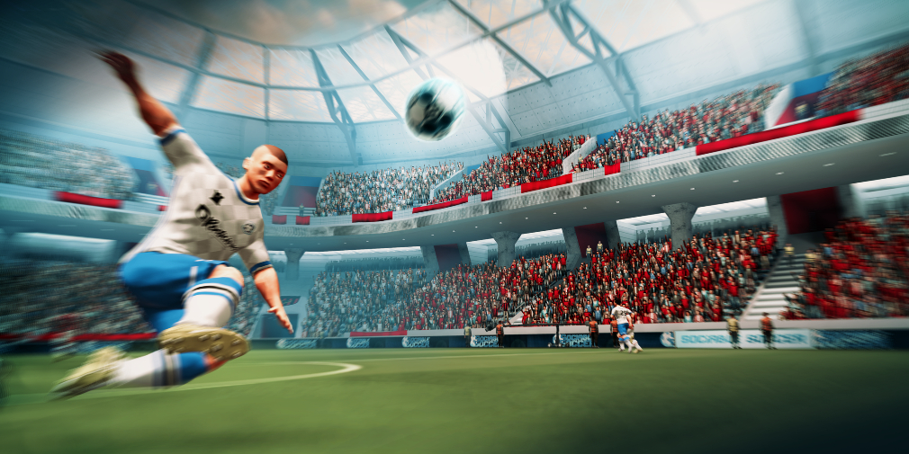 Sociable Soccer launches exclusively for Apple Arcade, could well be your new go-to football game