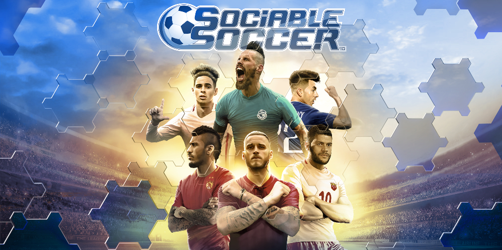Sociable Soccer's April update improves matchmaking, defensive AI, and the online ranking system