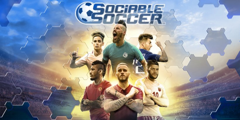 Sociable Soccer players will receive one International European player each week for a month