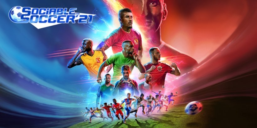 Sociable Soccer 2021, the latest version of the PvP soccer game, is available now