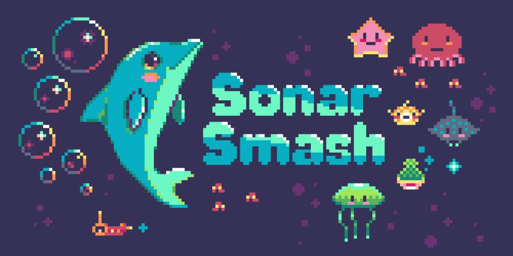 Sonar Smash, Pixel Pajama Studios' Galaga-inspired shoot 'em up, will arrive for iOS and Android in April
