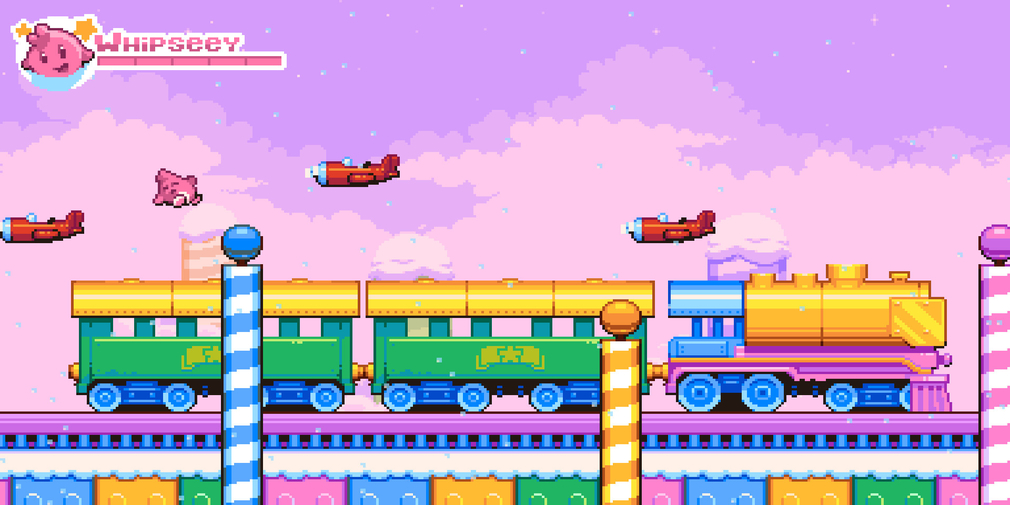 Whipseey and the Lost Atlas is a retro-inspired 2D platfomer for iOS that's available now