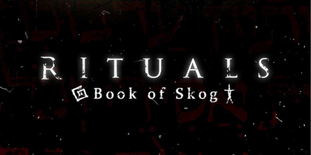 Rituals: The Book of SKOG is an upcoming horror puzzle game heading for iOS and Android in December