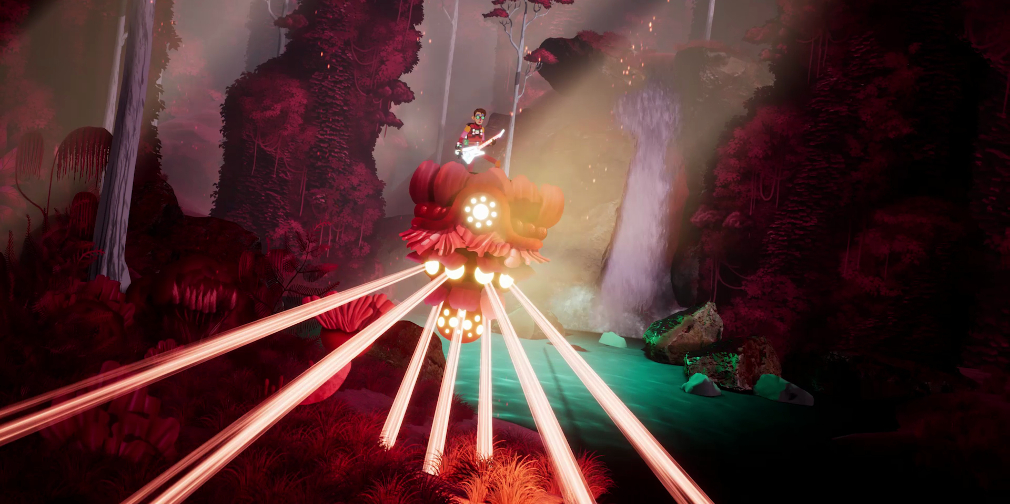 The Artful Escape, a stunning psychedelic platformer from Annapurna Interactive, launches for Apple Arcade in 2020
