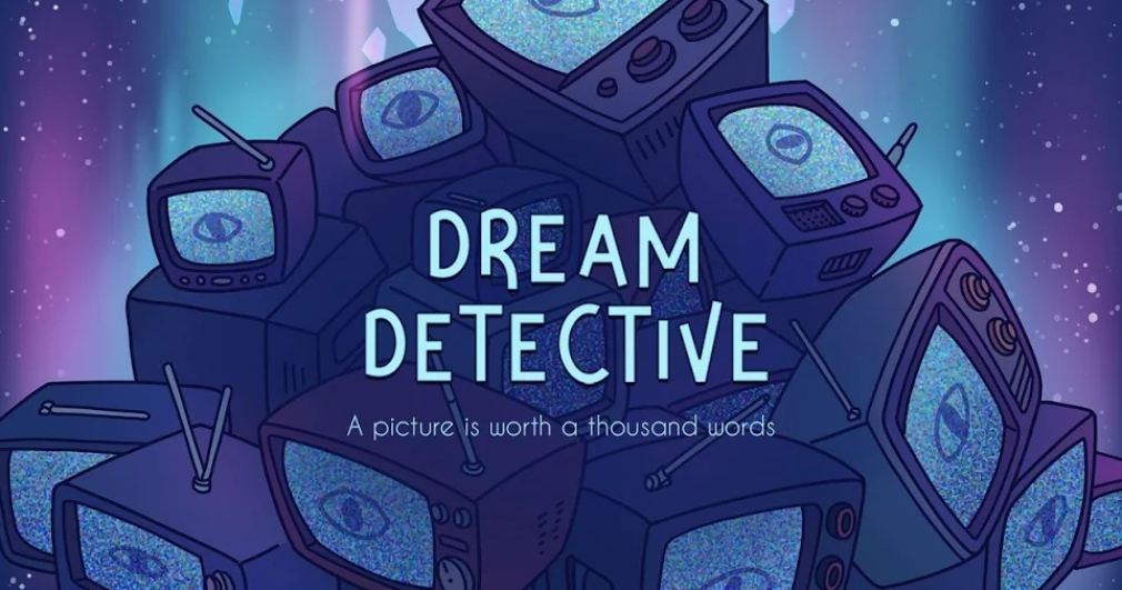 Dream Detective is an objecting hunting game for iOS and Android with a beautiful art style