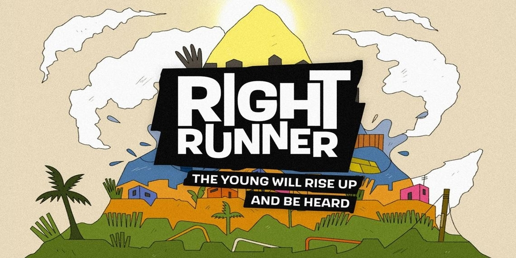 Right Runner is an endless runner from Unicef for iOS and Android aiming to raise awareness for children's rights