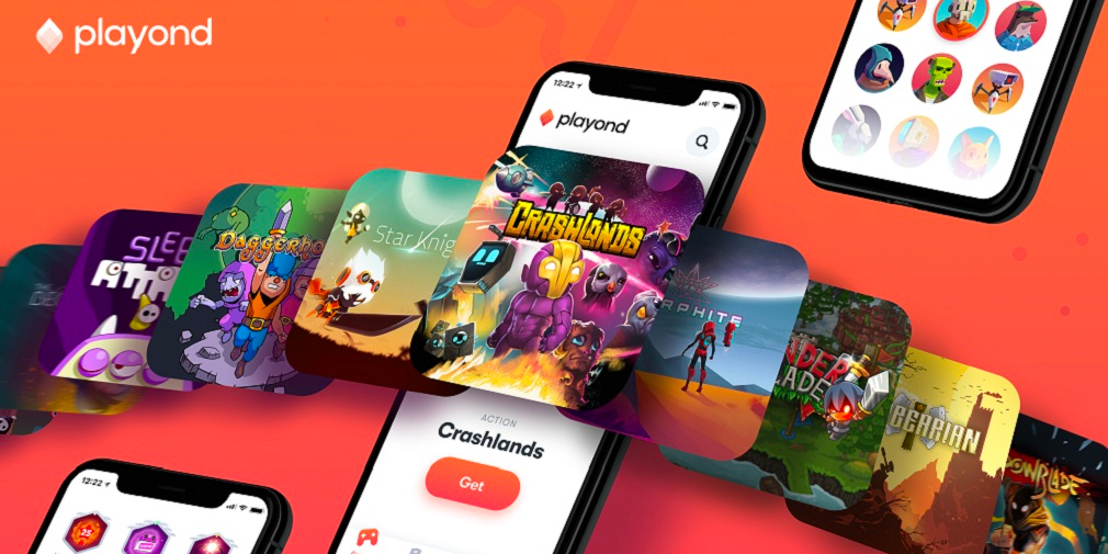 Le service de jeu Playond disparait, son catalogue disponible gratuitement