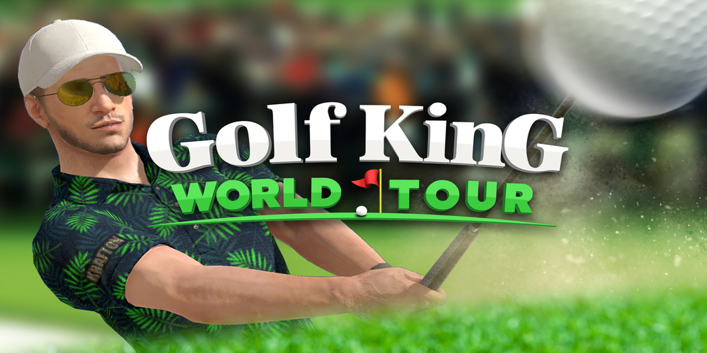 Golf King - World Tour tees off for iOS and Android