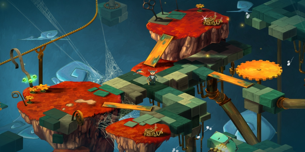 App Army Assemble: Figment – Does this surreal puzzler capture our imagination? | Articles