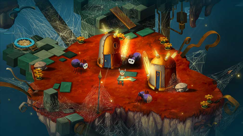 3 reasons to play Figment: Journey into the Mind by Bedtime DG, available for iOS, Switch & more