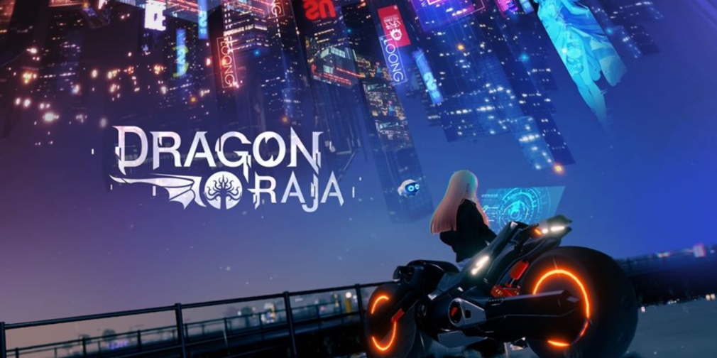 Dragon Raja, Tencent's neon-drenched MMORPG, set to launch globally for mobile