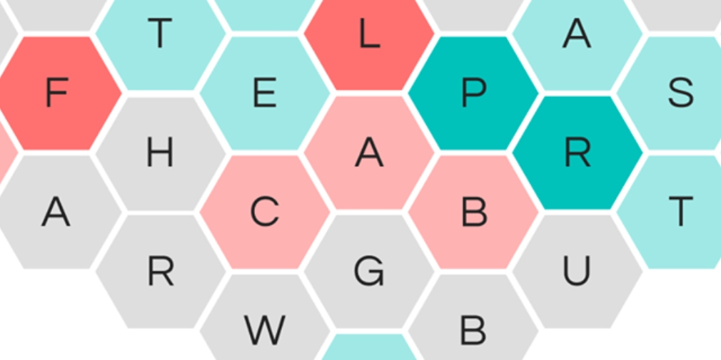 Hexicon is a word search-based strategy game that's available in early access for iOS and Android