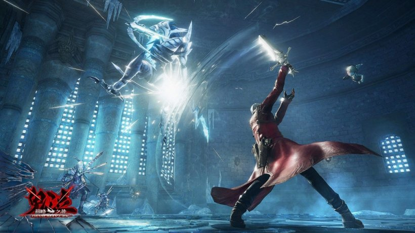 Devil May Cry: Pinnacle of Combat receives new trailers as it hits 500,000 pre-registers