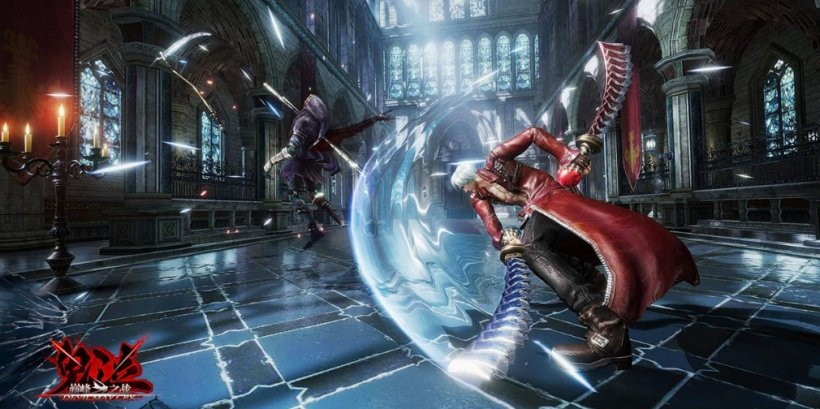 Devil May Cry: Peak of Combat now available in China
