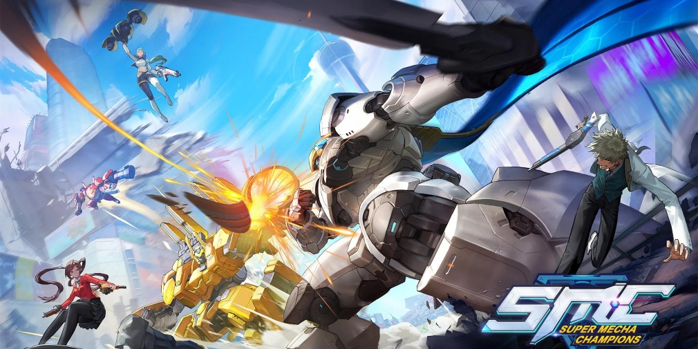 Super Mecha Champions adds 2v2 GVG mode and Spring Festival skins