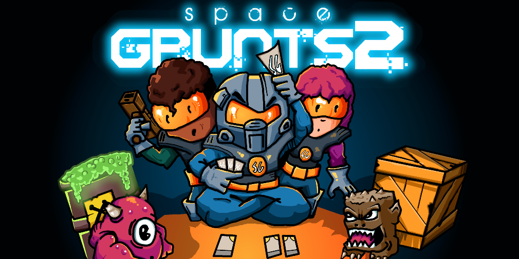 Space Grunts 2, Orange Pixel's sci-fi roguelike card battler, is now playable in portrait mode