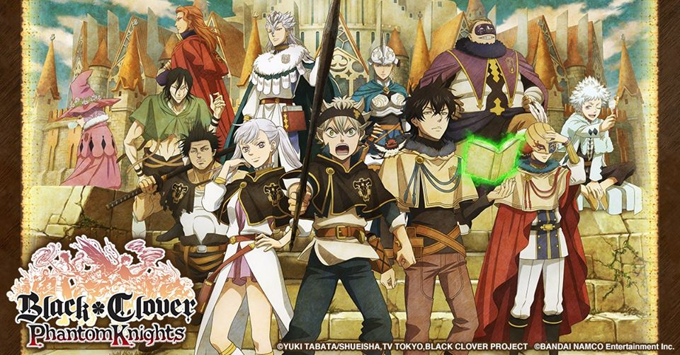 Black Clover Phantom Knights is an upcoming RPG for iOS and Android based on the popular anime series