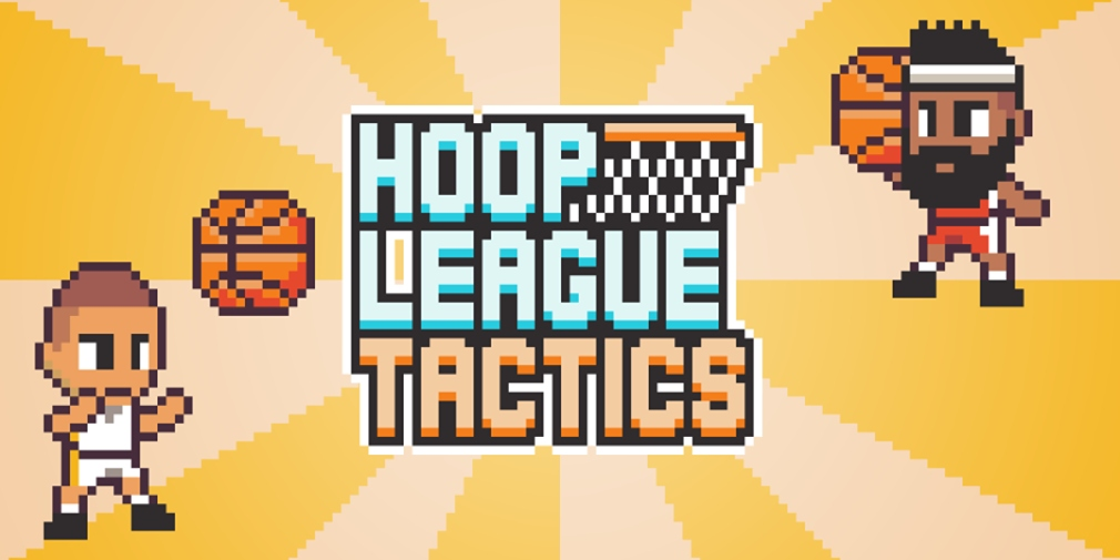 Hoop League Tactics is a turn-based basketball sim for iOS and Android that's available now in open beta