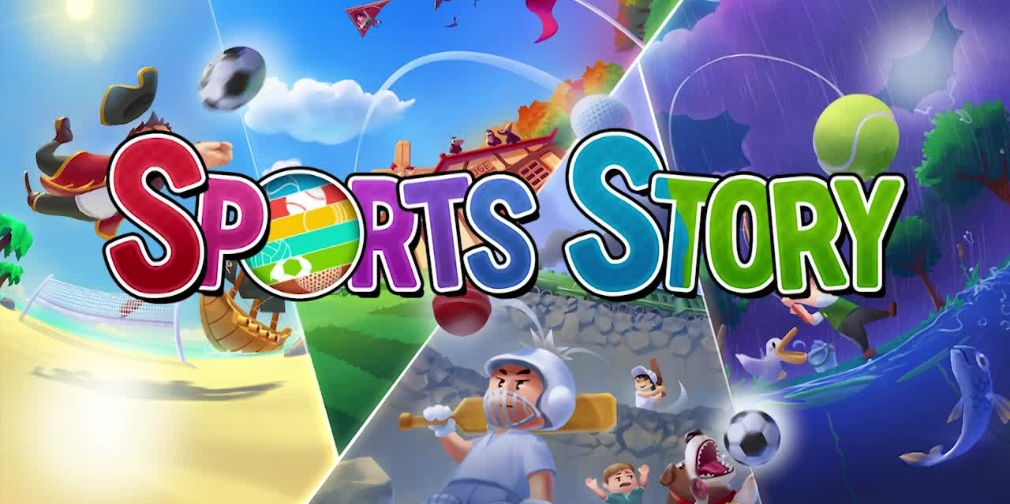 Sports Story, a sequel to the acclaimed pixel art indie Golf Story, comes to Switch next year