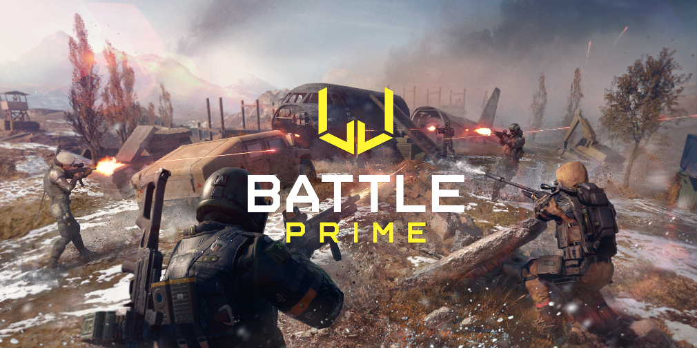 Battle Prime is an intense and tactically demanding third-person shooter for iOS and Android
