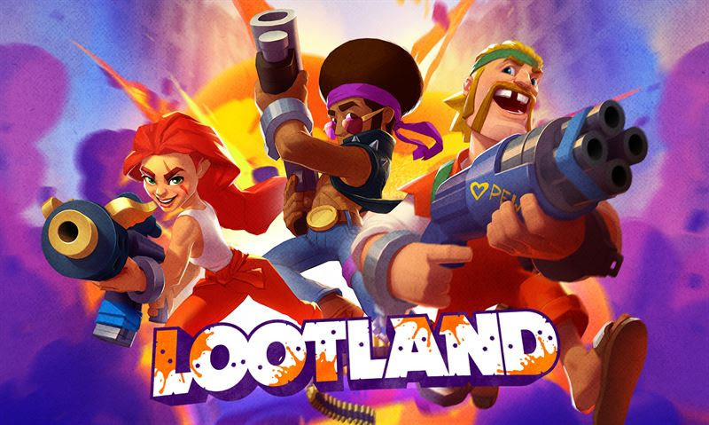 Lootland is a wave-based co-op shooter from the devs behind Heroes of Warland that's coming in 2020