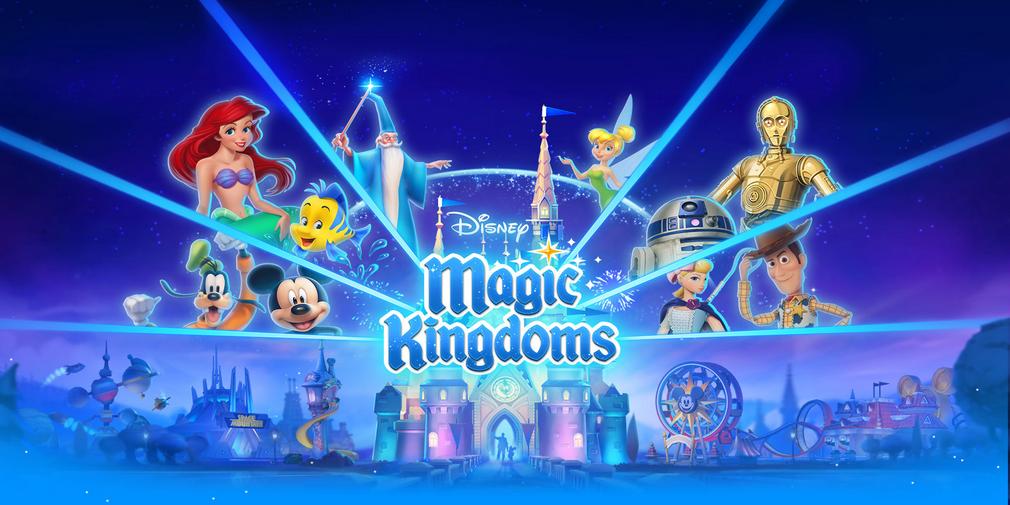 Disney Magic Kingdoms va lancer une collecte de fonds pour protéger les océans