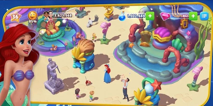 Disney Magic Kingdoms has raised $300,000 to help save the seas in in-game event