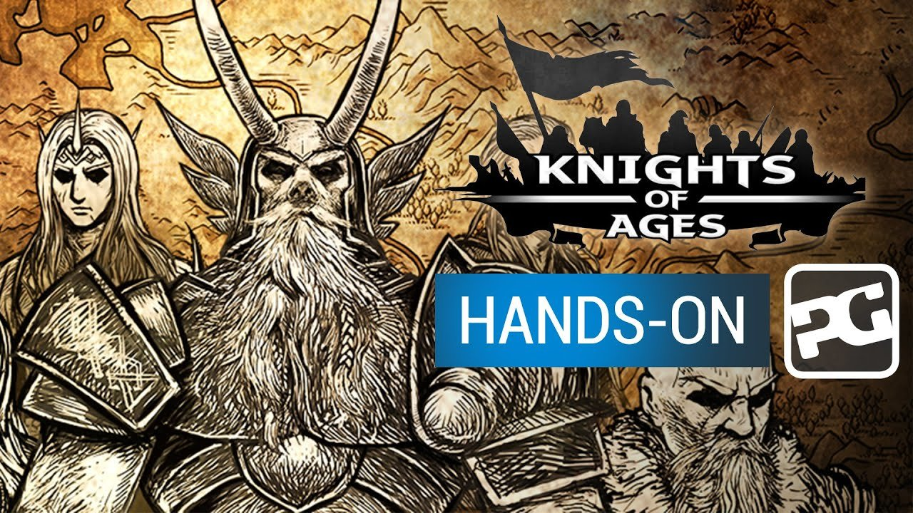 Knights of Ages - gameplay video