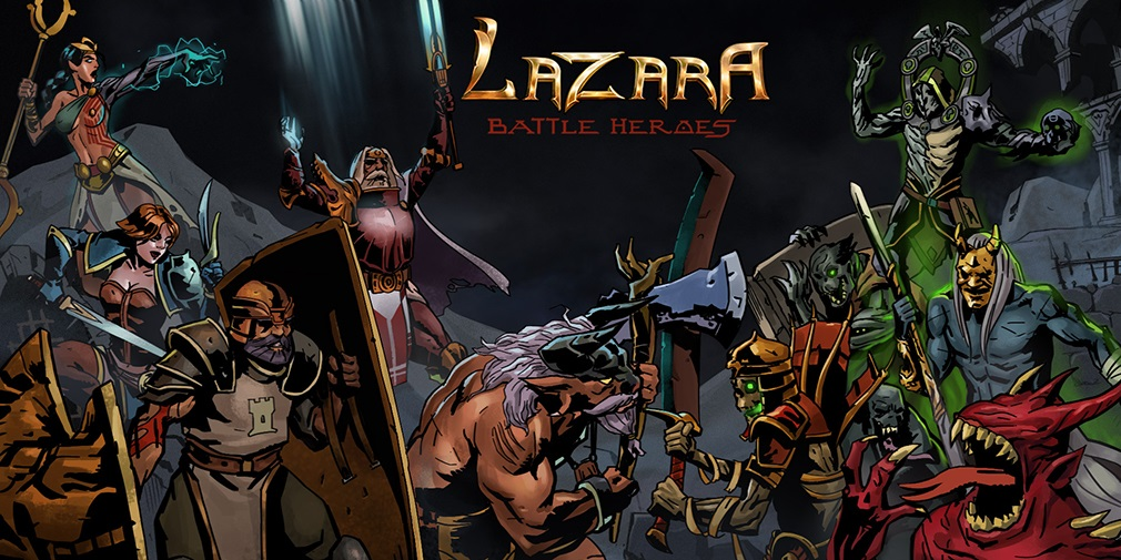 Turn-based fantasy RPG Lazara Battle Heroes launches into early access on Google Play