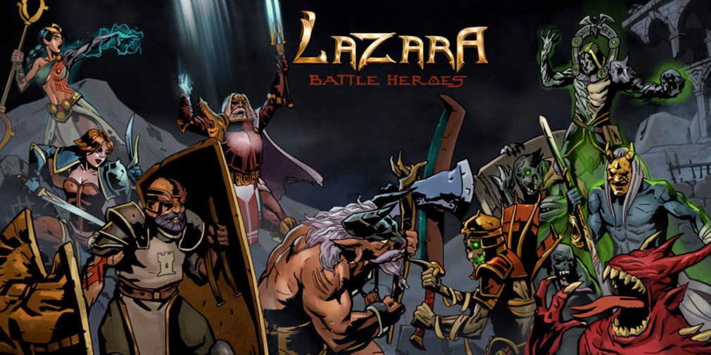 Five reasons to play idle RPG Lazara: Battle Heroes, free on Android and iOS