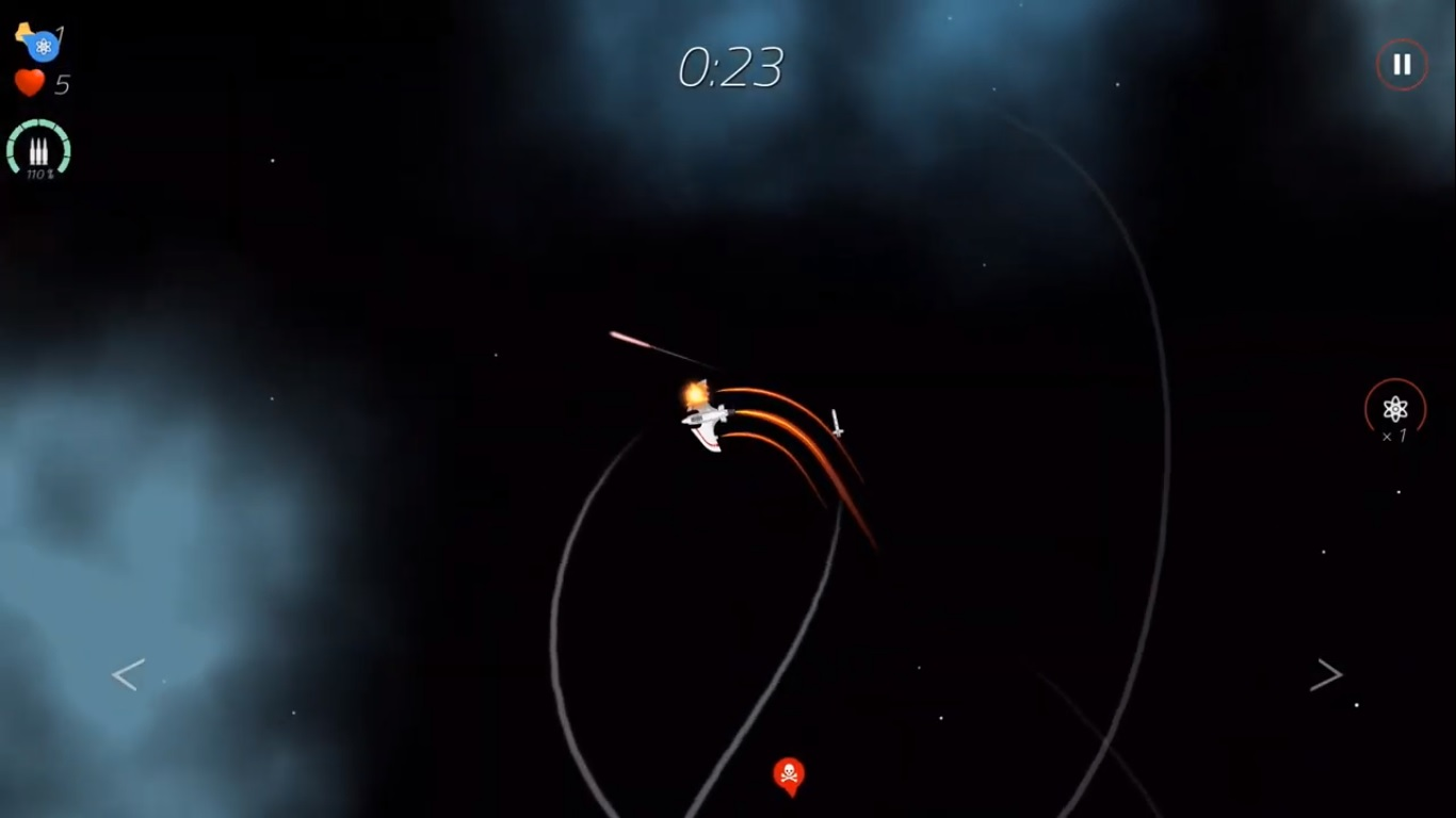 2 Minutes in Space has received a new update that introduces gravitational fields to the survival game