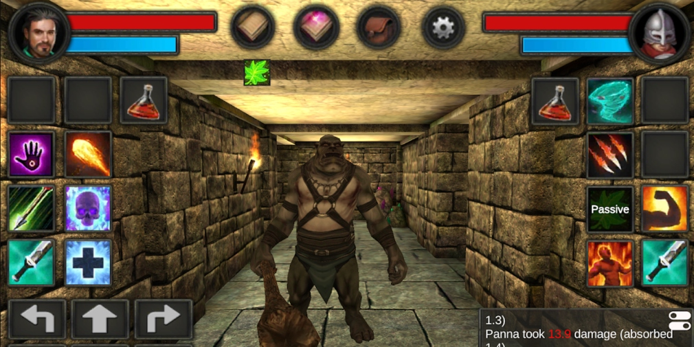 Moonshades is a dungeon crawler inspired by Eyes of the Beholder that's available now for iOS