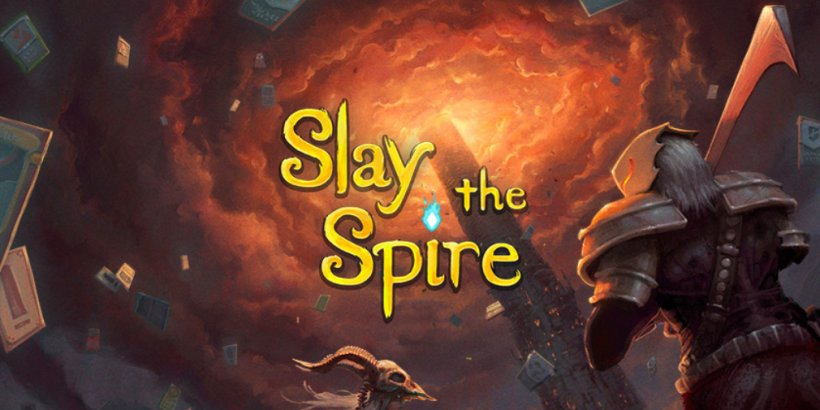 Slay The Spire, the seminal card-roguelike, is available now on the App Store