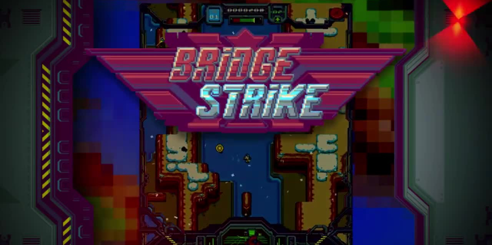 Bridge Strike is a great take on River Raid that's heading to iOS and Android next month