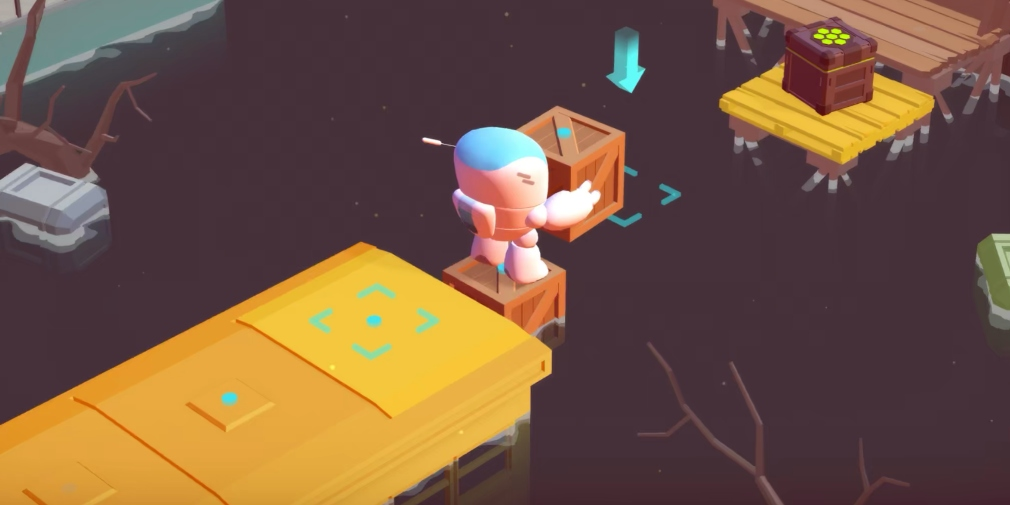 Doomsday Vault is an adventure puzzler for Apple Arcade where you'll gather plants from a post-climate collapse Earth