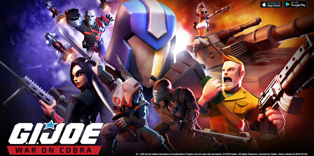 G.I. Joe: War on Cobra is a multiplayer strategy game where you'll decide whether to save the day or conquer the world