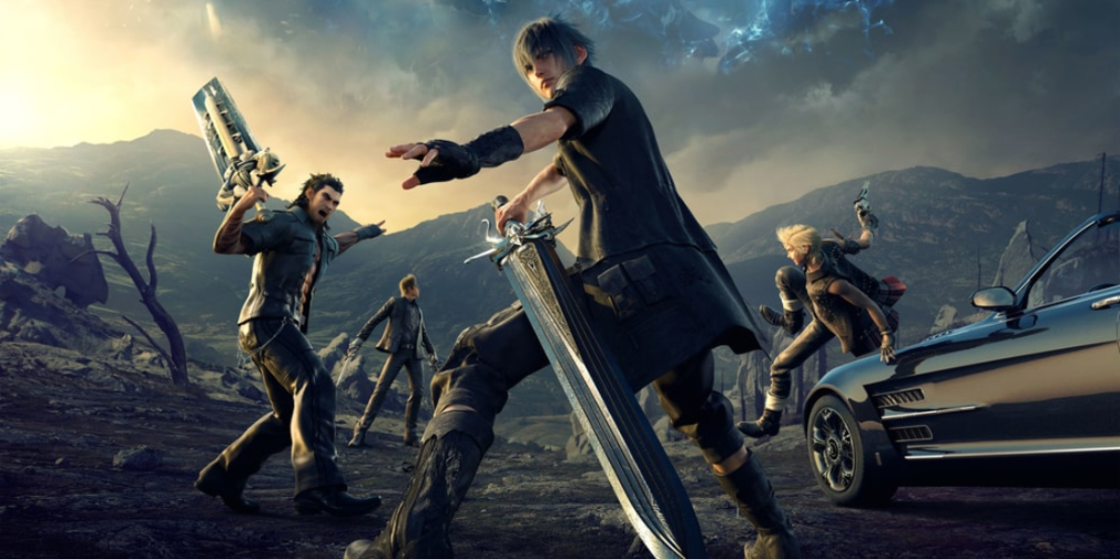 Final Fantasy XV mobile MMORPG in the works from Square Enix, GAEA, and JSC