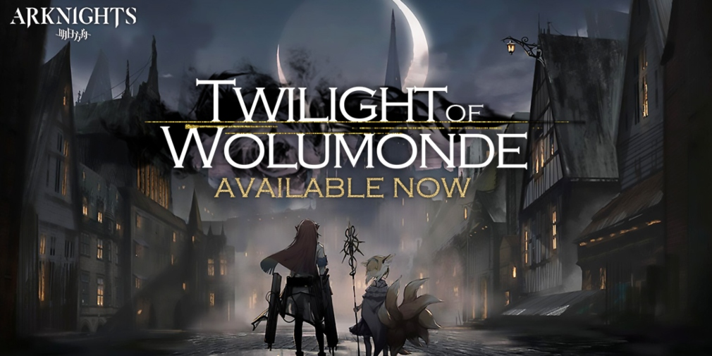 Arknights' latest event, Twilight of Wolumonde, is underway now, introducing four new operators