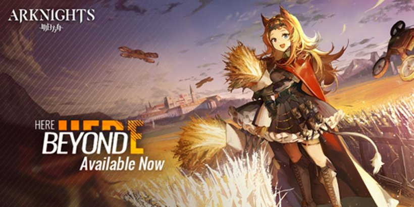 Arknights adds 3 Operators and new storyline in limited Beyond Here event
