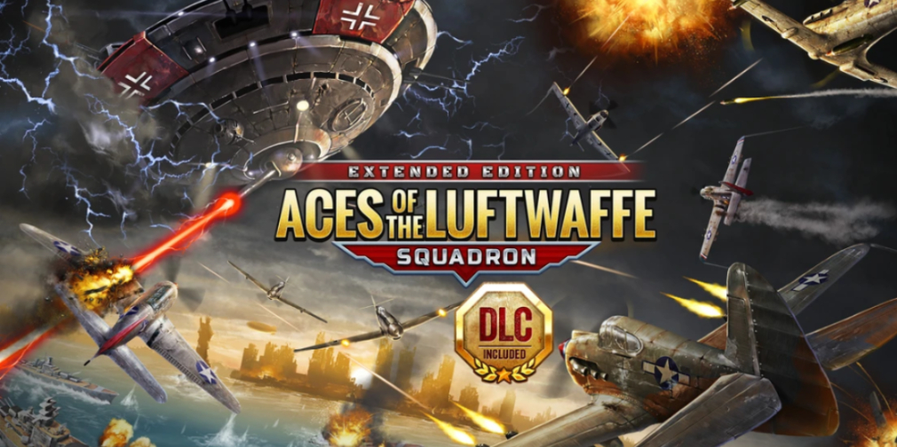 Aces of the Luftwaffe - Squadron: Extended Edition is now available for iOS and Android