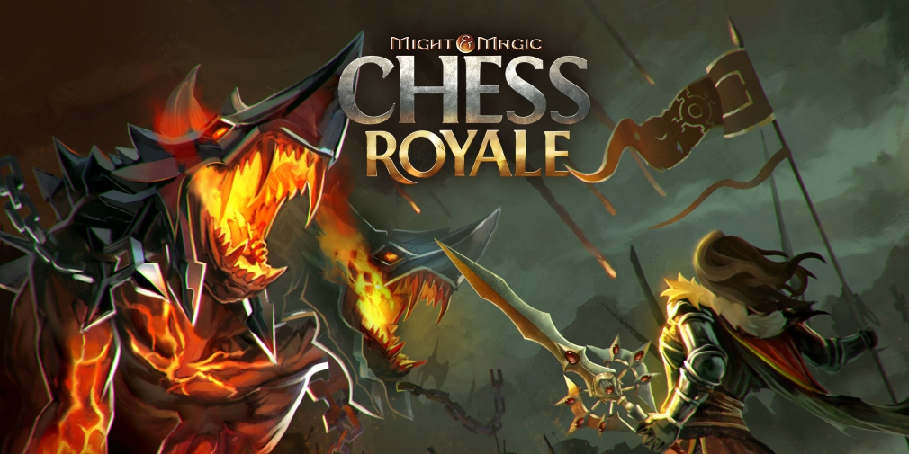 Might and Magic: Chess Royale is an upcoming Battle Royale and Auto Chess hybrid for iOS and Android