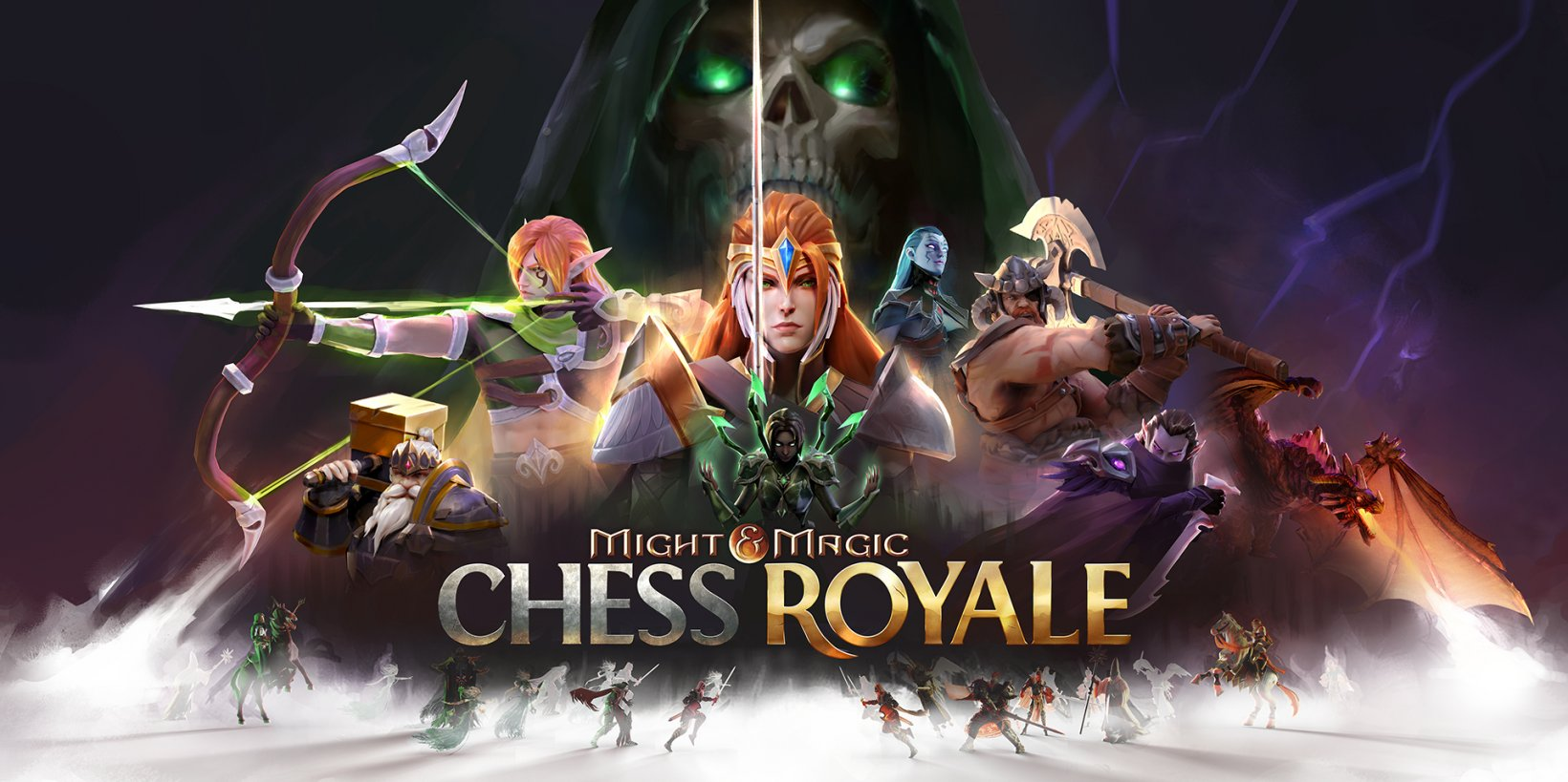 Might & Magic: Chess Royale's major Heroes Reborn update is now live