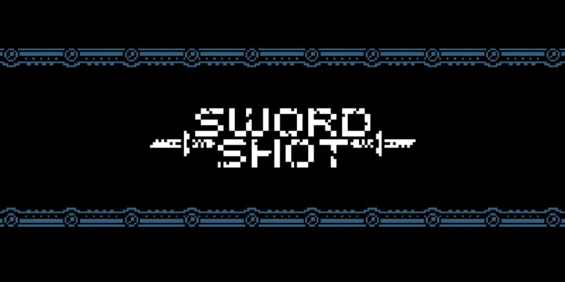 Swordshot, the retro-styled casual action game, is available to pre-order now for iOS