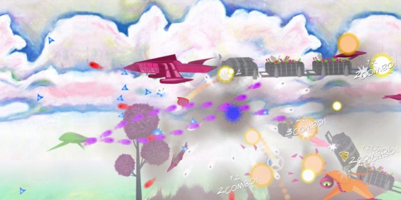The Day We Fought Space, a quirky shoot 'em up heading for iOS, is on the lookout for playtesters