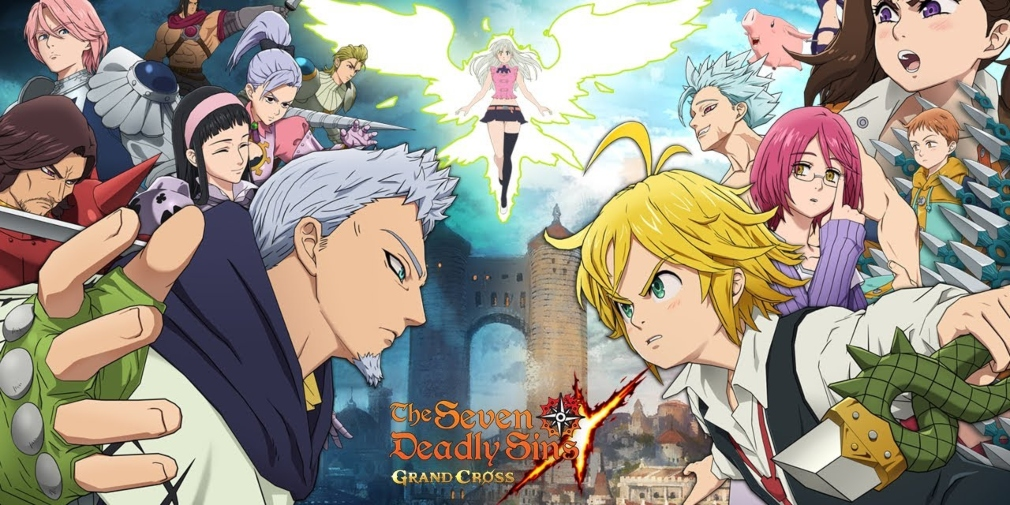 The Seven Deadly Sins: Grand Cross will launch for iOS and Android on March 3rd