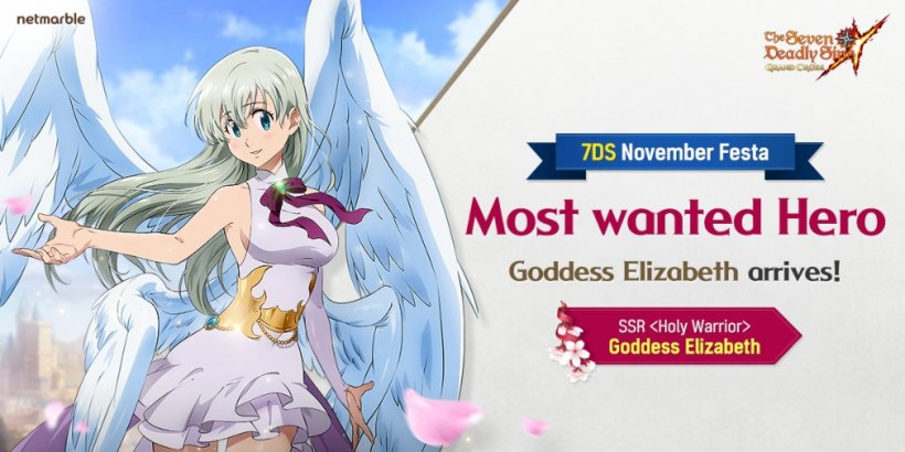The Seven Deadly Sins: Grand Cross' latest update introduces new characters and events